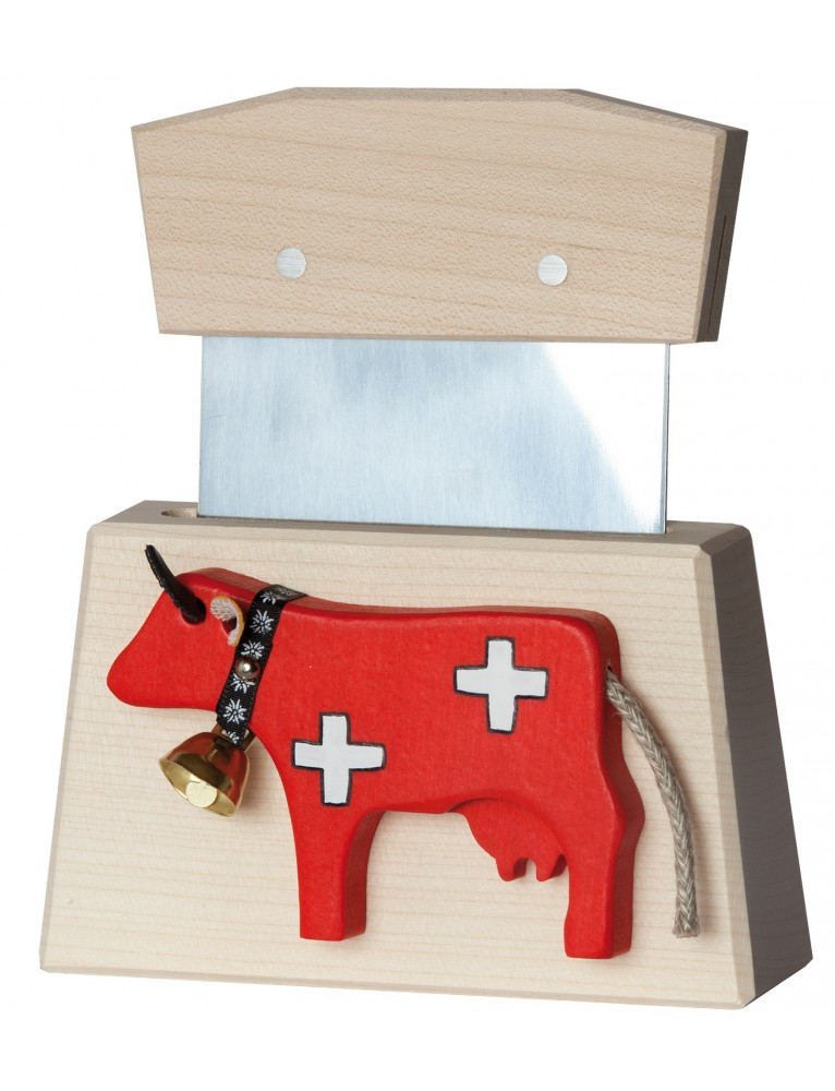 Trauffer - Cheese Knife Cow Swiss