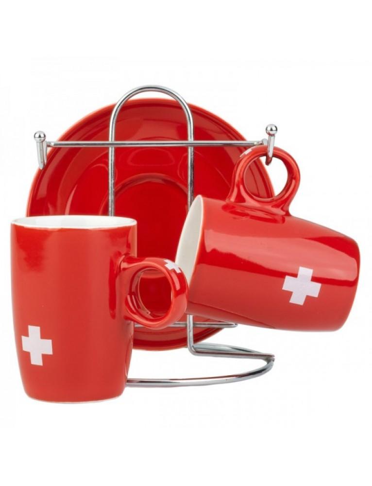 Alpine Club - Edelweiss Espresso Set