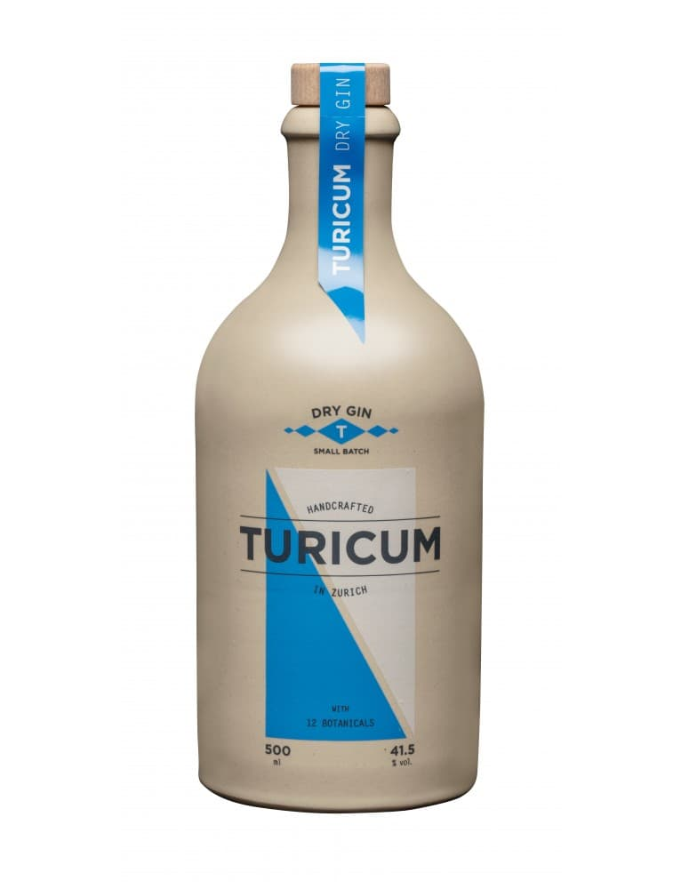 Turicum - London Dry Gin (50 CL)