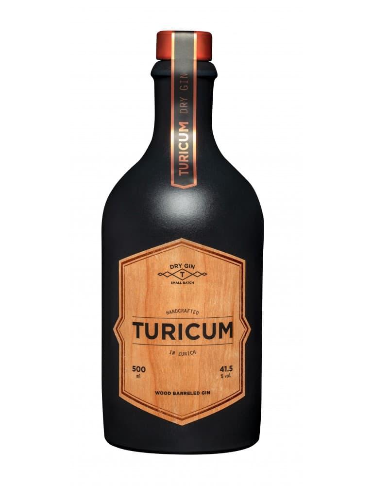 Turicum - Wood Barreled Gin (50 CL)