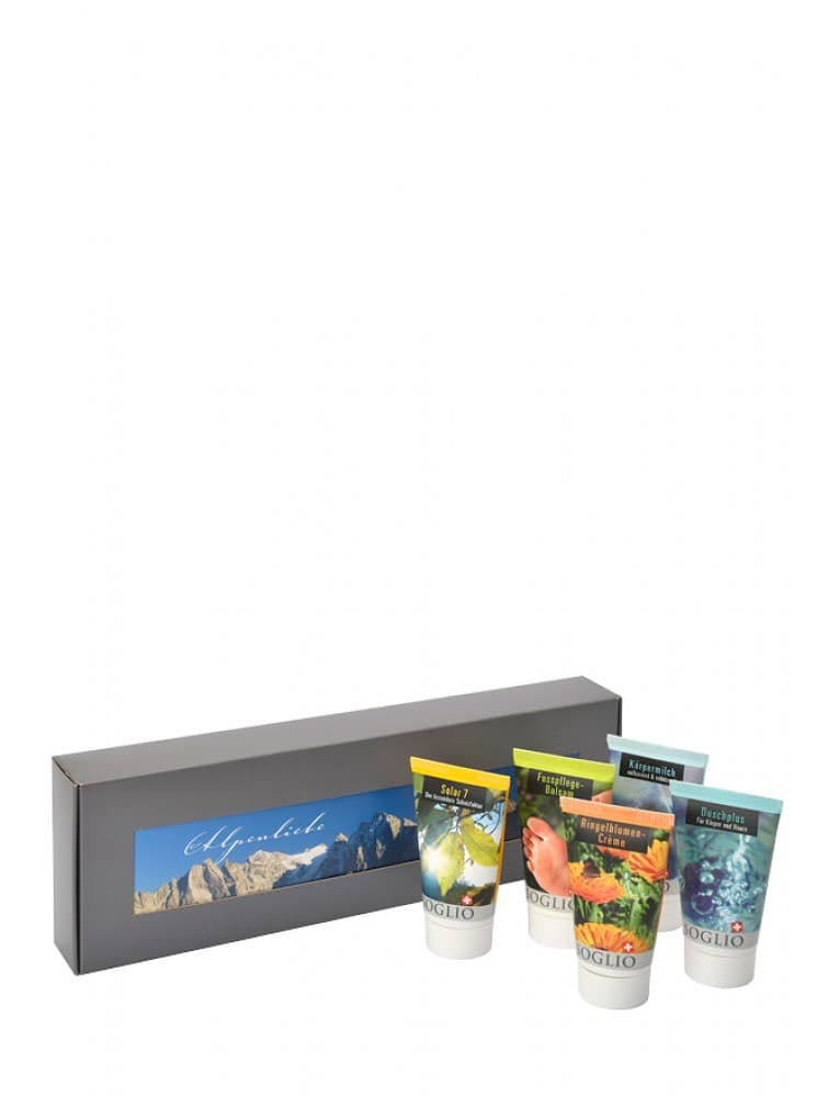 "Soglio - Gift-Set ""Alpine-Love"" (5x 35 ML)"