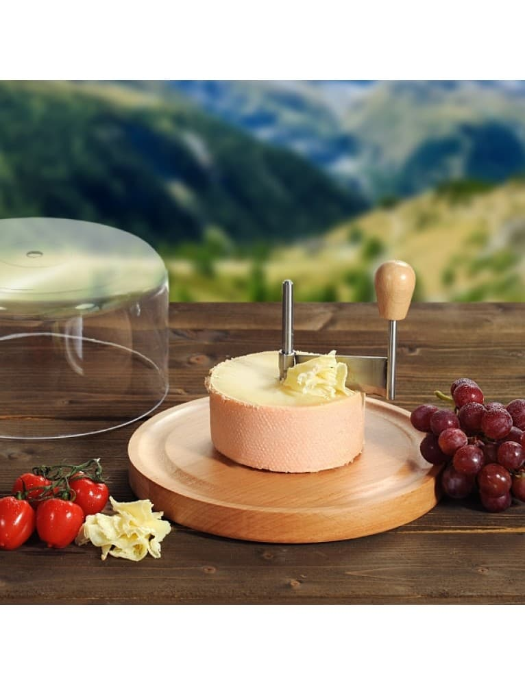"""La Girolle"" for Tête-de-Moine Cheese"