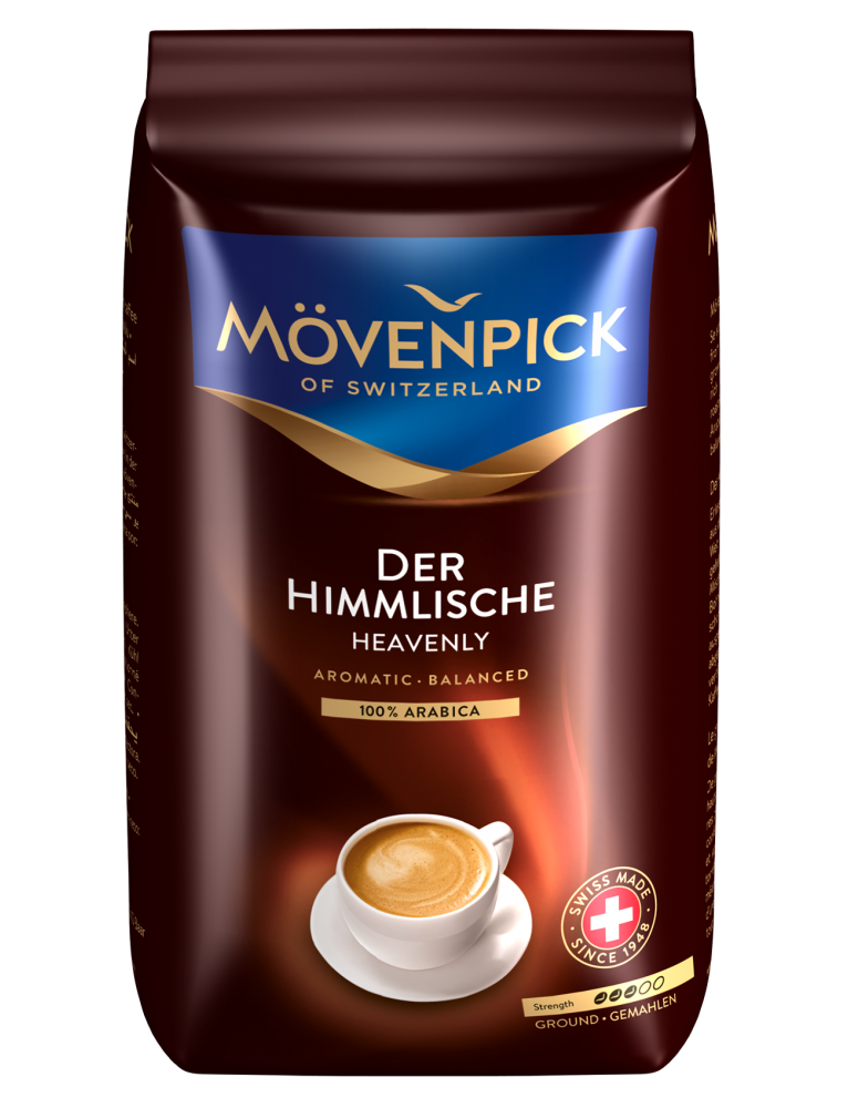 "Mövenpick - Heavenly Ground ""Der Himmlische"" (250 g)"
