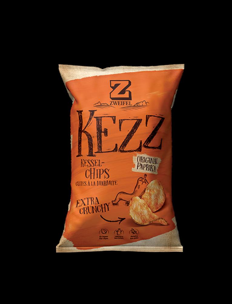 Zweifel - 'KEZZ' Extra Crunchy Chips Paprika (110 g)