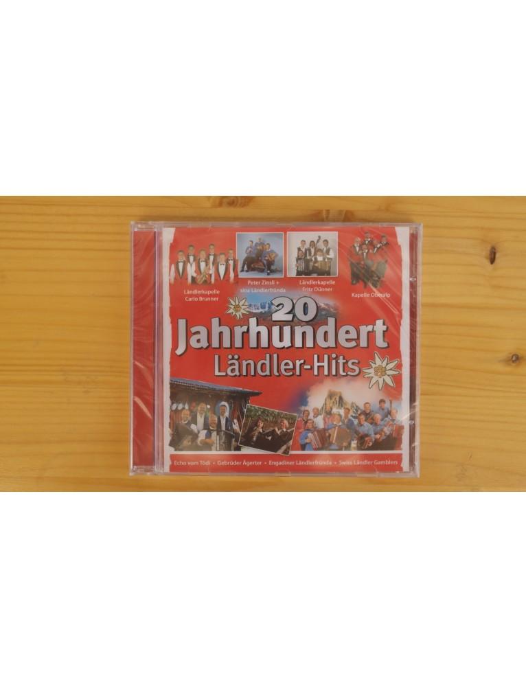 20 Jahrhundert - Ländler Hits Music CD