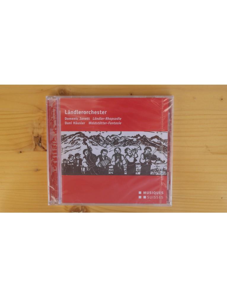 Ländler-Rhapsodie / Waldstätter-Fantasie Music CD