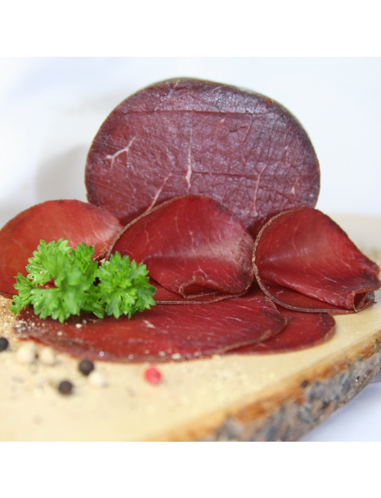 Appenzeller Mostbröckli Smoked Beef (ca. 60 G) ***Pre-Order Item***
