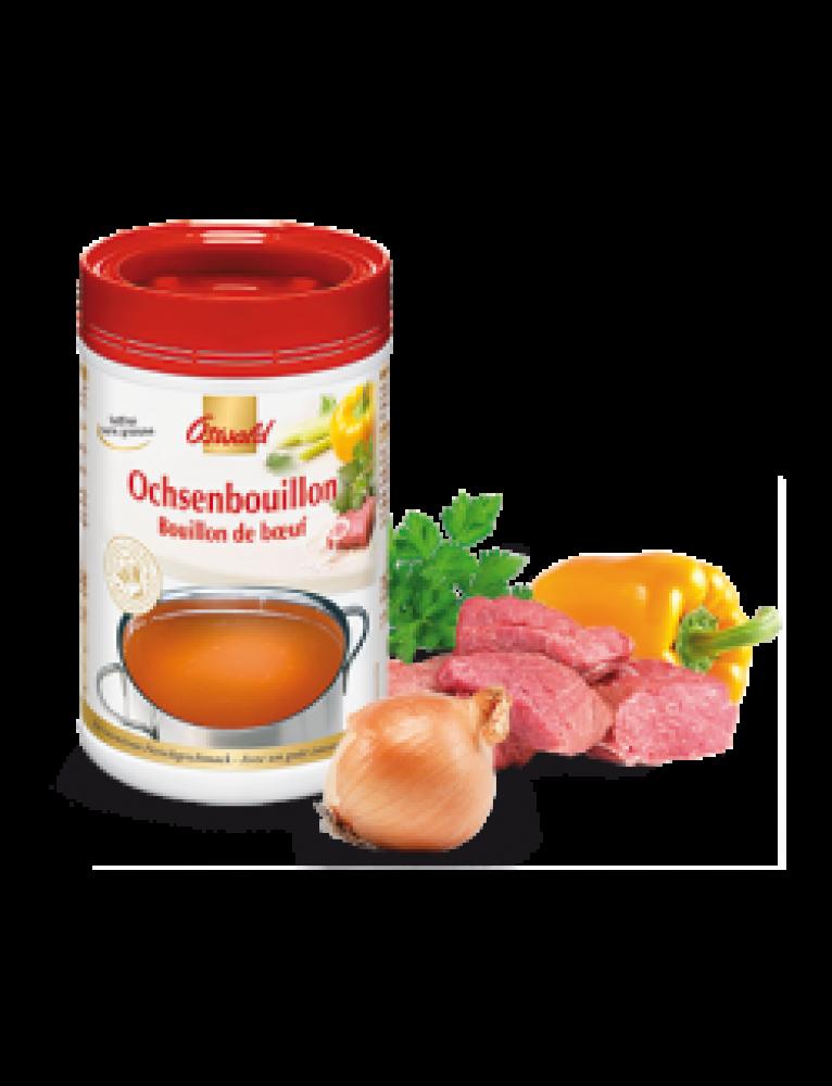 Oswald - Beef Bouillon Fat-free (250 g)