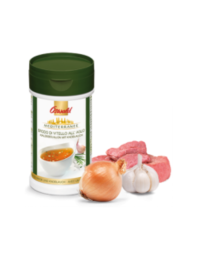Oswald - Veal Bouillon with Garlic (160 g)