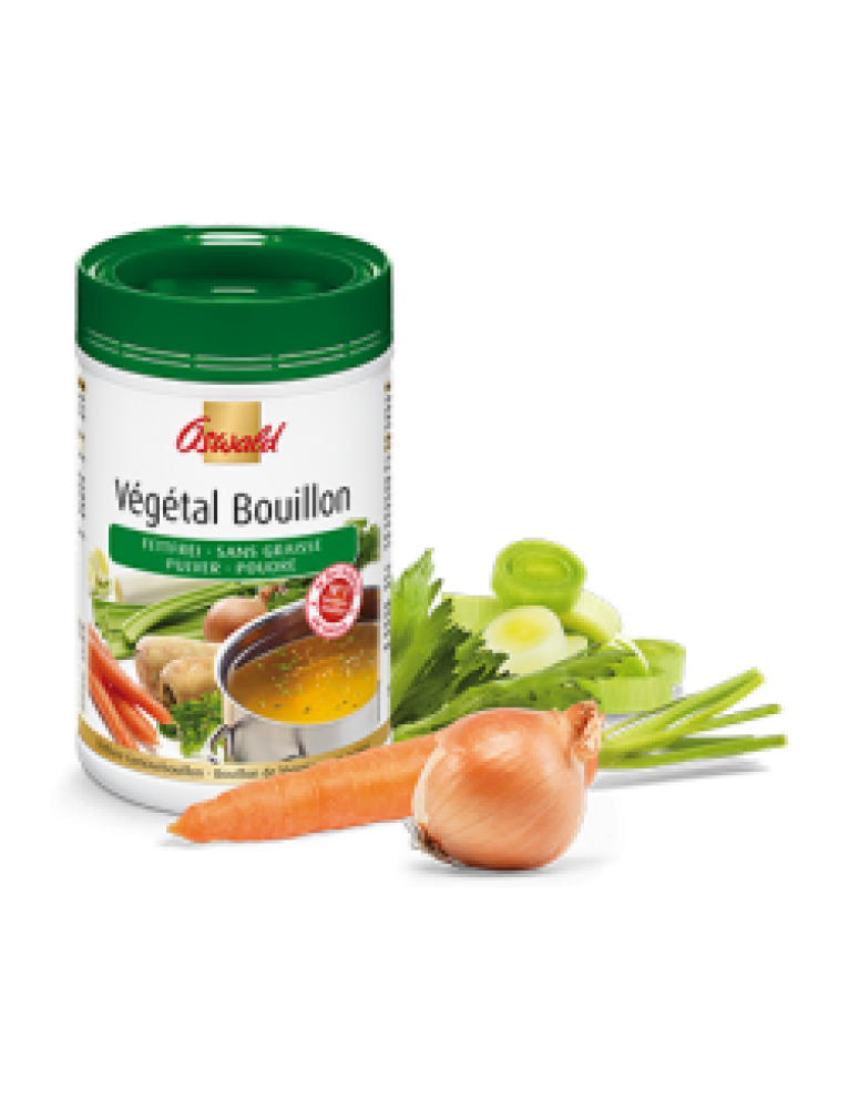 Oswald - Vegetable Bouillon Fat-free (280 g)