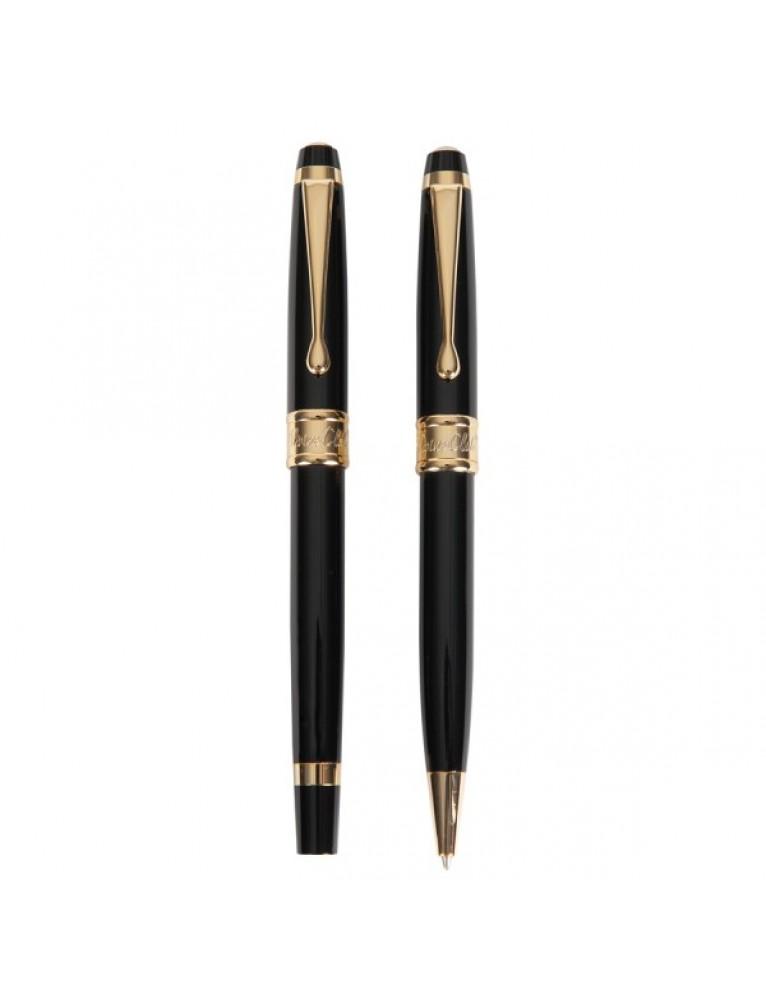 Alpine Club - Elegant Gold Writing Set
