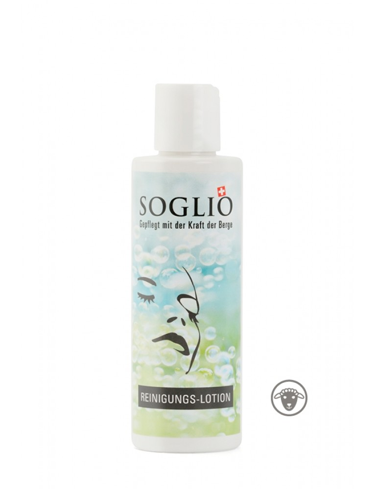 Soglio - Swiss Cleansing Lotion with Tree Moss Extracts