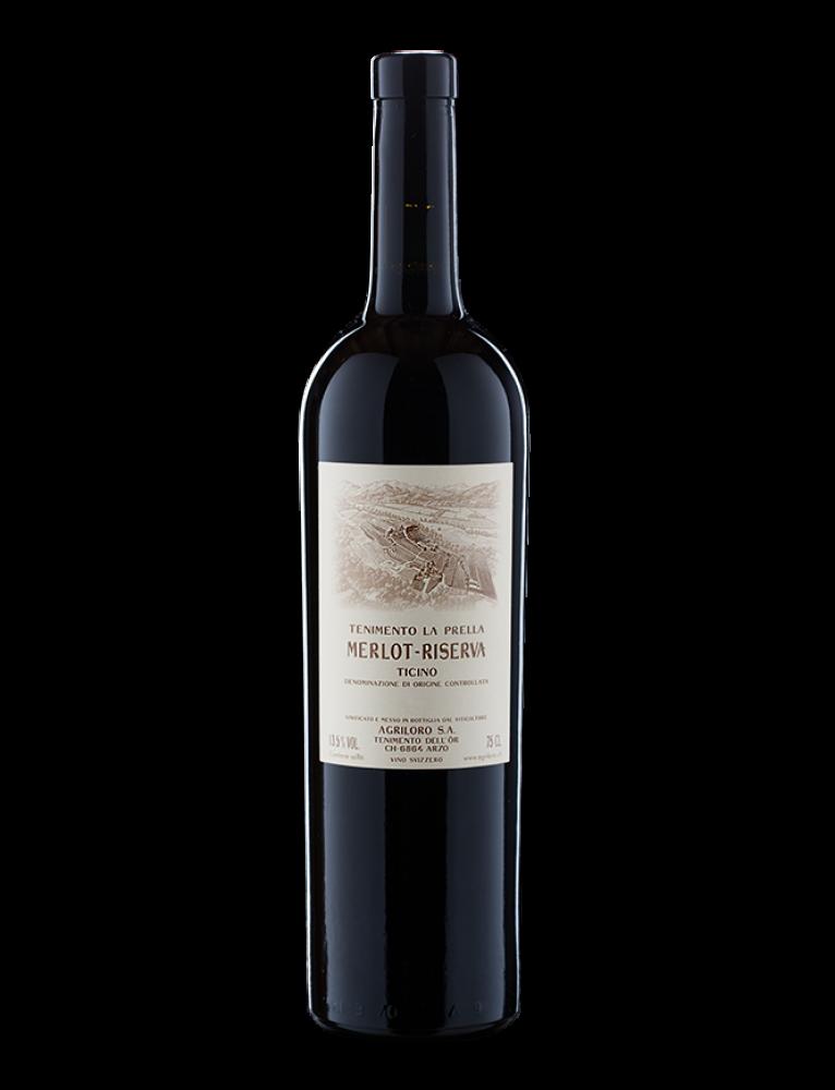 Agriloro - Merlot Riserva La Prella Red Wine (75 CL)