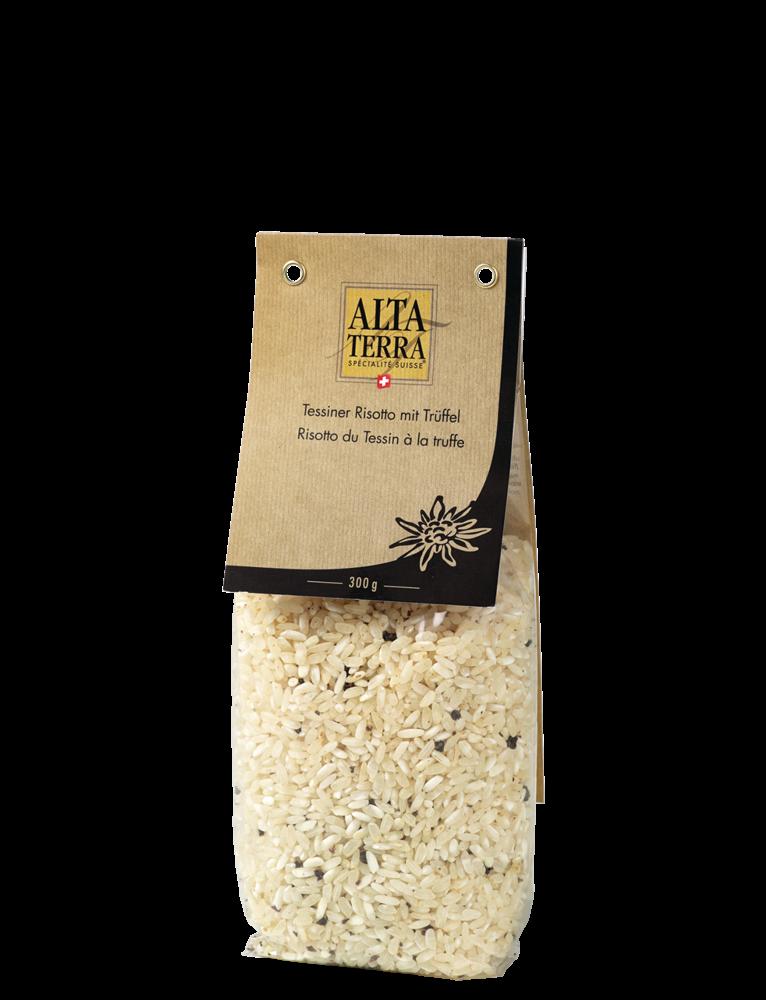 Alta Terra - Risotto Ticino with Truffle (300 g)