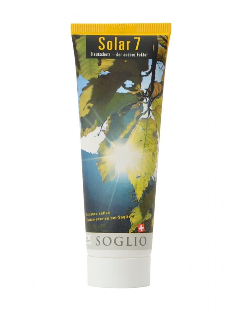 """Soglio - Sun-Screen """"Solar 7"""" Lotion"""