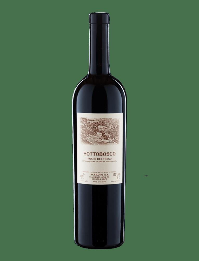 Agriloro - 'Sottobosco' Red Wine (75 CL)