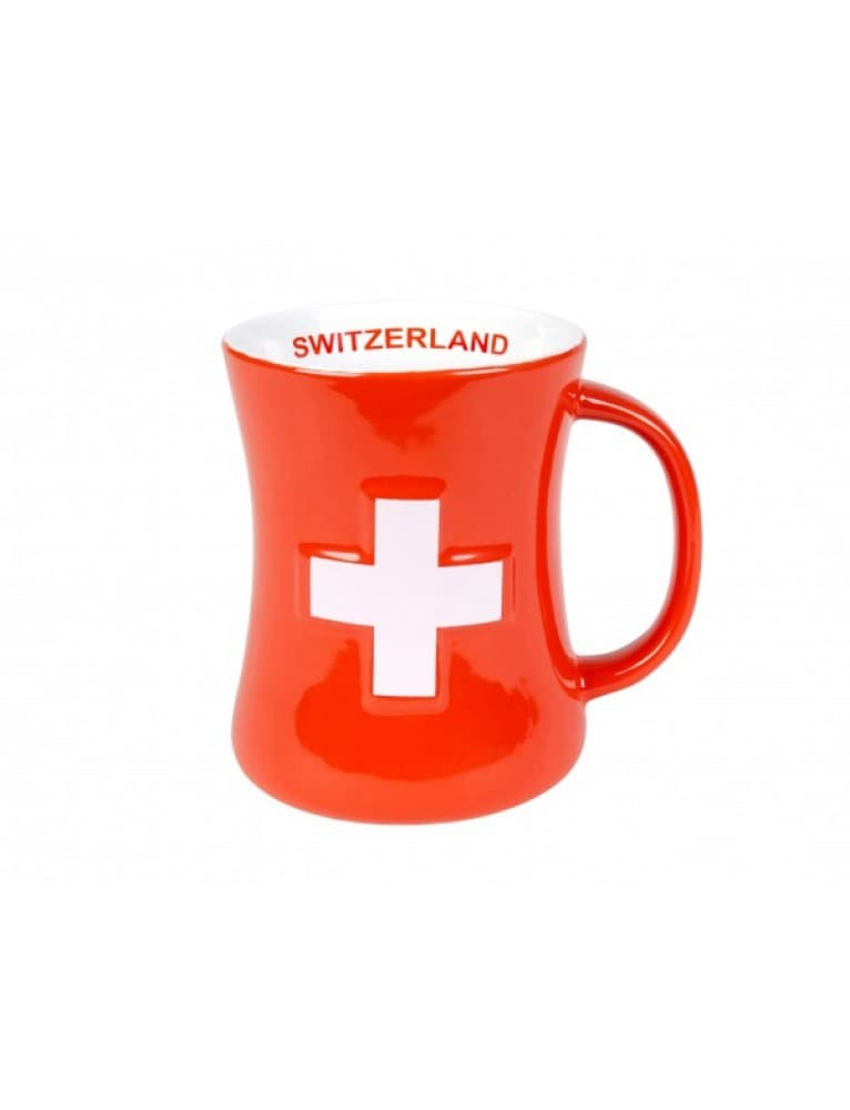 Alpine Club - Edelweiss Swiss Mug