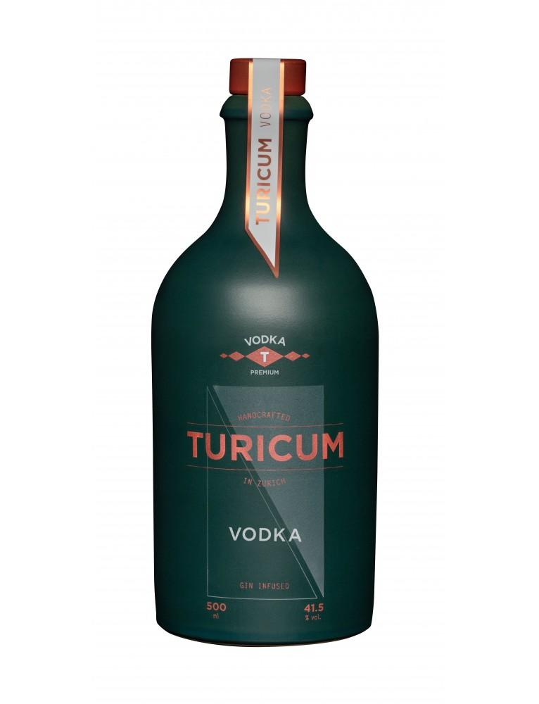 Turicum - Vodka (50 CL)