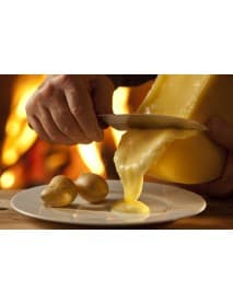 "artoffondue - Raclette Cheese ""Nature"" (500 g) ***Pre-Order Item***"