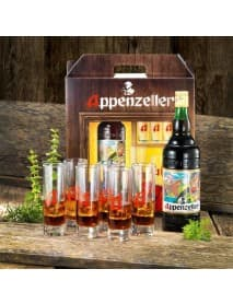 Appenzeller - Longdrink Glasses (Set of 6)