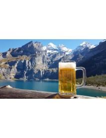 "Swiss Beer Sampler ""Zum Wohl"""
