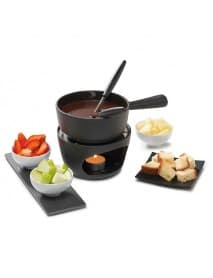 Stöckli - Choco-Cheese Fondue Set