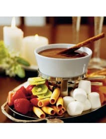 Favarger - Chocolate Fondue Set (300 g)