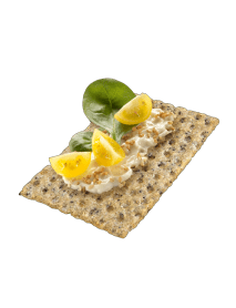 La Fabrique - Organic Sesame & Chia Seed Crackers (165 G)