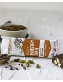 Crownhealth - Organic Energy Bar Cocoa Nibs & Pistachios (50 G)