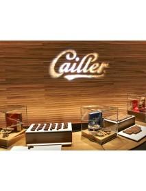 Cailler - Dessert Milk Chocolate Bar with Gianduja Praline (100 g)