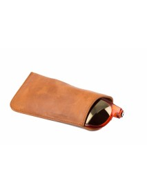 KarlenSwiss - Leather Eye Glasses Case