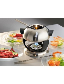 Swiss Meat & Fish Fondue Starter-Set 'Bellavista'