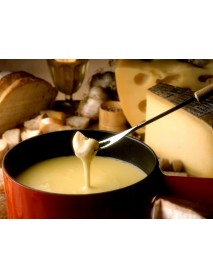 Stöckli - Cheese Fondue Pan - Tradition