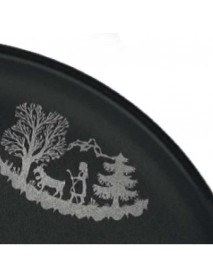 Stöckli - Fondueplate Ascent to the Mountains (Set of 6 Plates)