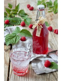Holderhof - Raspberry 'Himbeer' Sirup (70 CL)