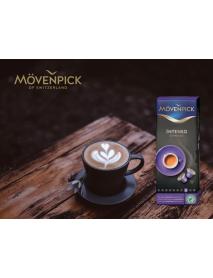 """Mövenpick - Espresso Capsules """"Intenso"""" (10 Capsules)"""