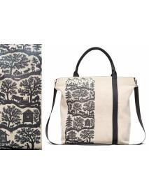 KarlenSwiss - Shopping Ladies Bag Silhouette