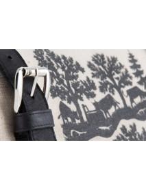 KarlenSwiss - Ladies Shoulder Bag Silhouette