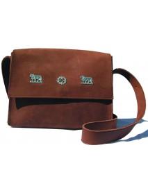 KarlenSwiss - Leather Edition Shoulder Bag Ornaments