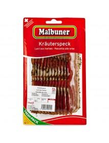 Malbuner - 'Kräuterspeck' Herb Bacon (ca. 120 G)