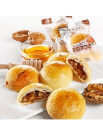 La Conditoria - Mini Alpine Nut Cakes 'Nusstörtli' (12 x 19 g)