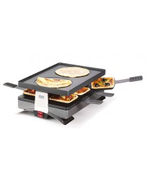 Stöckli - Party Raclette / Pizza Grill (6 persons)