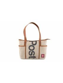 KarlenSwiss - Swiss Post Shopping Bag