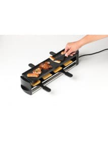 Stöckli - Raclette- and Grilling Tongs 'SwissTwist' (Set of 4)