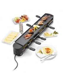 Swiss Raclette Tischgrill Starter-Set 'Valais'