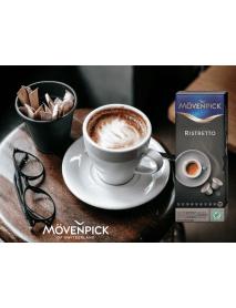 "Mövenpick - Espresso Capsules ""Ristretto"" (10 Capsules)"
