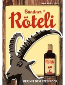 "Kindschi - ""Röteli"" Liqueur (70 CL)"