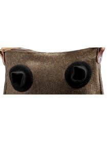 KarlenSwiss - Swiss Army Blanket Gloves Handbag