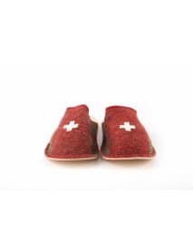 KarlenSwiss - Swiss Army Blanket House Shoes