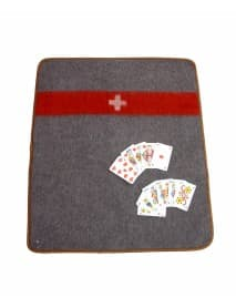 KarlenSwiss - Swiss Army Blanket Jass Carpet